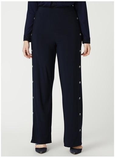 Selen Pantolon Lacivert